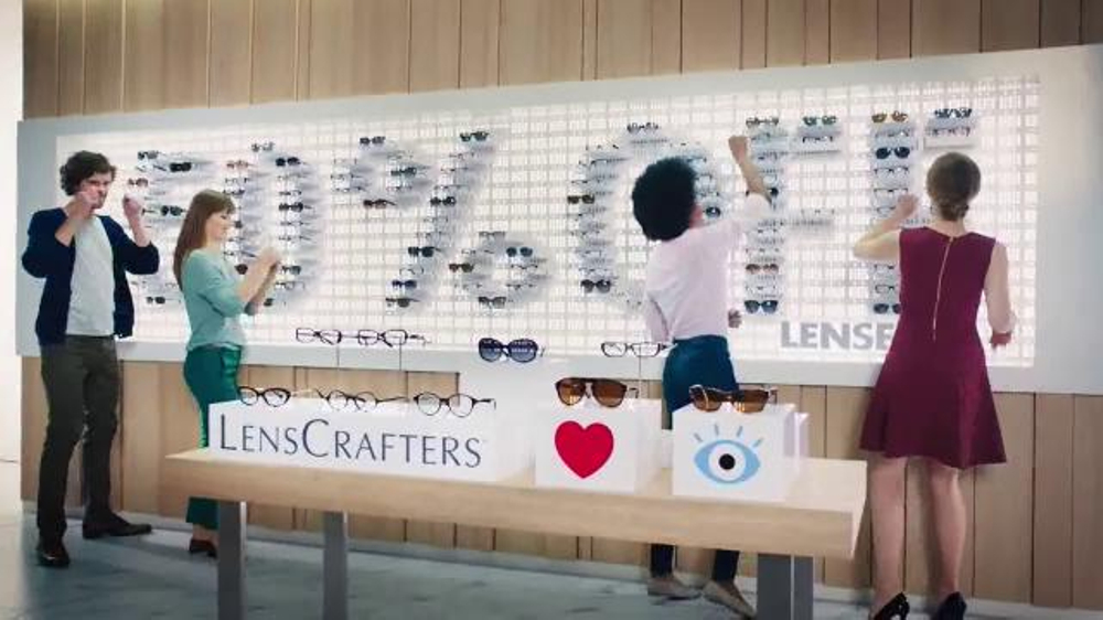 LensCrafters TV Commercial, \'Lenses and Frames\' - iSpot.tv