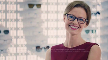 LensCrafters TV Spot, 'Lenses and Frames' - Thumbnail 4