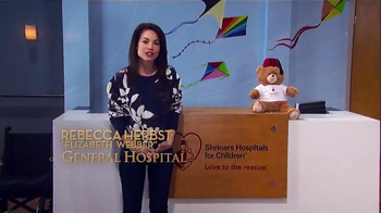 Shriners Hospitals for Children TV Spot, 'Legacy of Love' - Thumbnail 1