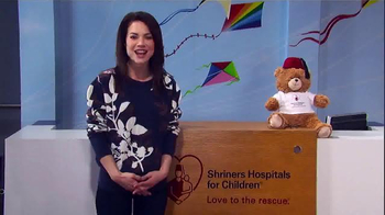 Shriners Hospitals for Children TV Spot, 'Legacy of Love' - Thumbnail 8