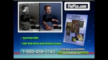 FixPics.com TV Spot, 'Restored to Like New' - Thumbnail 10