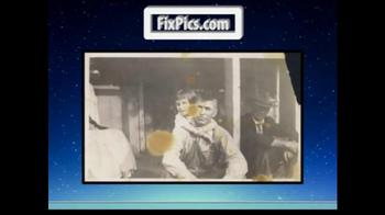 FixPics.com TV Spot, 'Restored to Like New' - Thumbnail 2