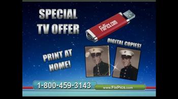 FixPics.com TV Spot, 'Restored to Like New' - Thumbnail 8