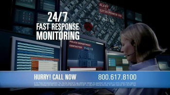 ADT Instant Savings Sale TV Spot, 'Be Prepared' Featuring Ving Rhames - Thumbnail 8