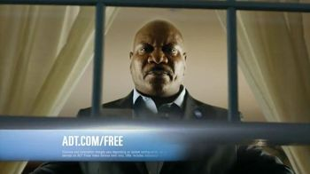 ADT Instant Savings Sale TV Spot, \'Be Prepared\' Featuring Ving Rhames