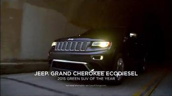 2016 Jeep Cherokee Latitude TV Spot, 'Emerald City: Landscape' - Thumbnail 4