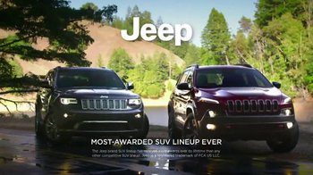 2016 Jeep Cherokee Latitude TV Spot, 'Emerald City: Landscape' - Thumbnail 8