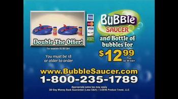 Bubble Saucer TV Spot, 'The Amazing Flying Bubble Machine' - Thumbnail 6