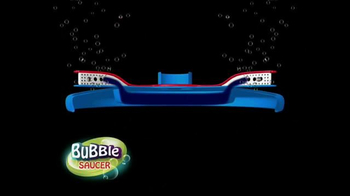 Bubble Saucer TV Spot, 'The Amazing Flying Bubble Machine' - Thumbnail 1
