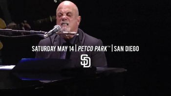 MLB Network TV Spot, 'Billy Joel: Across MLB Stadiums'