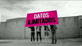 T-Mobile TV Spot, 'Datos Ilimitados para tu familia' [Spanish] - Thumbnail 1