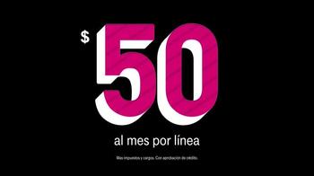 T-Mobile TV Spot, 'Datos Ilimitados para tu familia' [Spanish] - Thumbnail 6