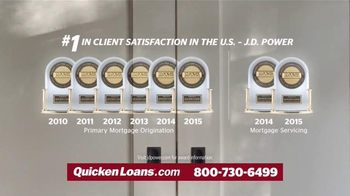 Quicken Loans TV Spot, 'A Bold Decision' - Thumbnail 6