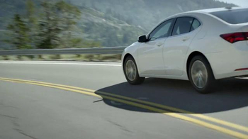 2016 Acura TLX TV Spot, 'Giddy Up' Song by Bishop Briggs - Thumbnail 3