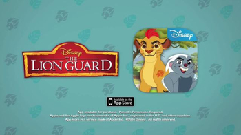 The Lion Guard App TV Spot, 'Tap & Swipe' - Thumbnail 8