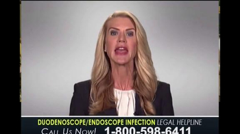 Aylstock, Witkin, Kreis & Overholtz Law TV Spot, 'Endoscope Infection' - Thumbnail 4