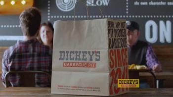 Dickey's BBQ Catering TV Spot, 'Parachute' - Thumbnail 6