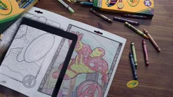 Crayola Color Alive TV Spot, 'Avengers' - Thumbnail 7