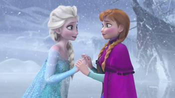 Aquabeads Frozen Playset TV Spot, 'Anna and Elsa' - Thumbnail 1