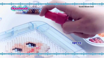 Aquabeads Frozen Playset TV Spot, 'Anna and Elsa' - Thumbnail 2