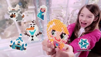 Aquabeads Frozen Playset TV Spot, 'Anna and Elsa' - Thumbnail 4