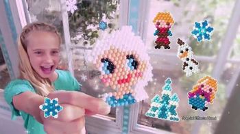 Aquabeads Frozen Playset TV Spot, 'Anna and Elsa' - Thumbnail 5