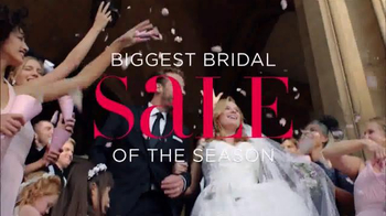 David's Bridal Biggest Bridal Sale TV Spot, 'Original Prices Cut' - Thumbnail 1