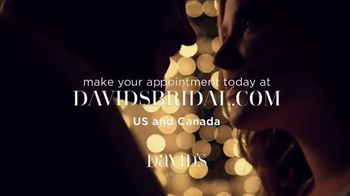 David's Bridal Biggest Bridal Sale TV Spot, 'Original Prices Cut' - Thumbnail 10