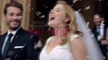 David's Bridal Biggest Bridal Sale TV Spot, 'Original Prices Cut' - Thumbnail 3