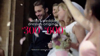 David's Bridal Biggest Bridal Sale TV Spot, 'Original Prices Cut' - Thumbnail 4