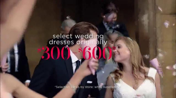 David's Bridal Biggest Bridal Sale TV Spot, 'Original Prices Cut' - Thumbnail 5