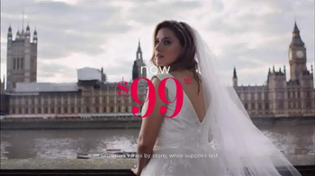 David's Bridal Biggest Bridal Sale TV Spot, 'Original Prices Cut' - Thumbnail 6