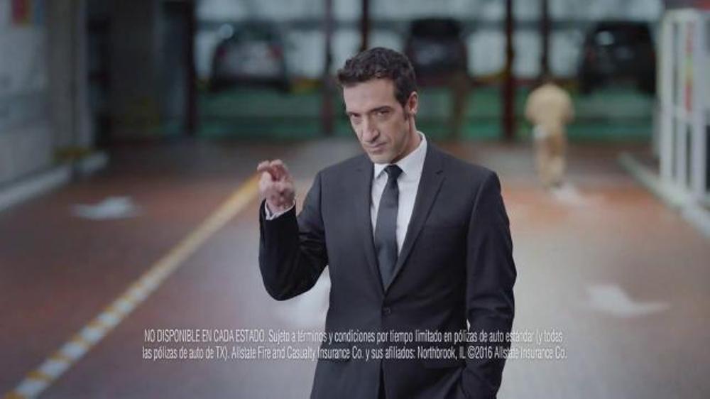 Allstate TV Commercial, 'Mala Suerte: Te Sigo Siguiendo'