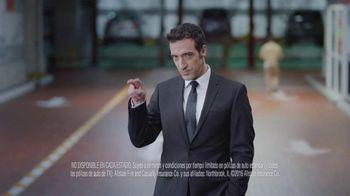 Allstate TV Spot, 'Mala Suerte: Te Sigo Siguiendo' [Spanish] - 1864 commercial airings