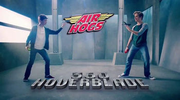 Air Hogs 360 Hoverblade TV Spot, 'Sky High'