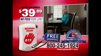 Helping Hand 911 TV Spot, 'Peace of Mind' - Thumbnail 9