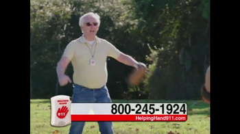 Helping Hand 911 TV Spot, 'Peace of Mind' - Thumbnail 8