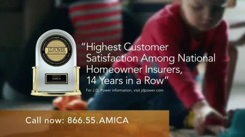 Amica Mutual Insurance Company TV Spot, 'Part of the Family' - Thumbnail 5