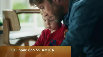 Amica Mutual Insurance Company TV Spot, 'Part of the Family' - Thumbnail 6