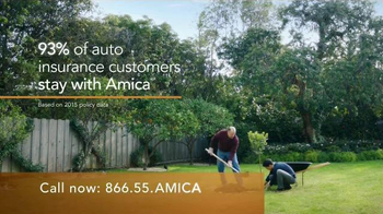 Amica Mutual Insurance Company TV Spot, 'Part of the Family' - Thumbnail 7