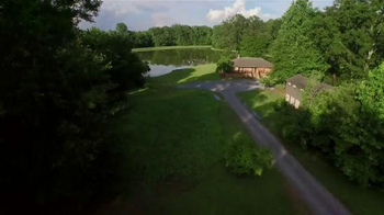 Whitetail Properties TV Spot, 'Lodge & Lake for Sale in Alabama: Lowndes' - Thumbnail 1