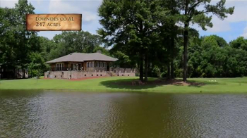 Whitetail Properties TV Spot, 'Lodge & Lake for Sale in Alabama: Lowndes'