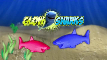 Glow Sharks TV Spot, \'Bath Time and Pool Time\'