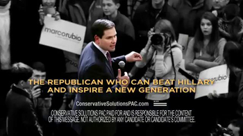 Conservative Solutions PAC TV Spot, 'Marco Rubio: Serious' - Thumbnail 8