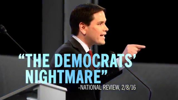 Conservative Solutions PAC TV Spot, 'Marco Rubio: Serious' - Thumbnail 6