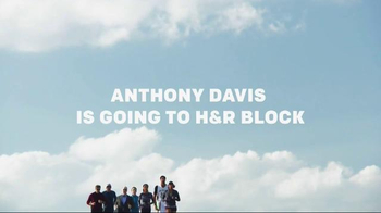 H&R Block TV Spot, 'Jog Into Refund Season' Featuring Anthony Davis - Thumbnail 1