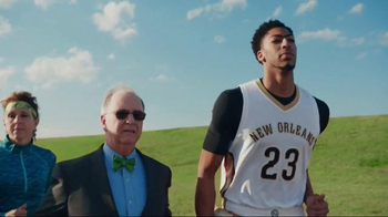 H&R Block TV Spot, 'Jog Into Refund Season' Featuring Anthony Davis - 2911 commercial airings