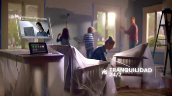 XFINITY Home TV Spot, 'Ahogar conectado y protegido' [Spanish] - Thumbnail 4