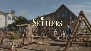 DIRECTV TV Spot, 'The Settlers: Trading' - Thumbnail 1