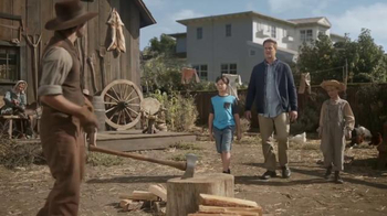 DIRECTV TV Spot, 'The Settlers: Trading' - Thumbnail 2